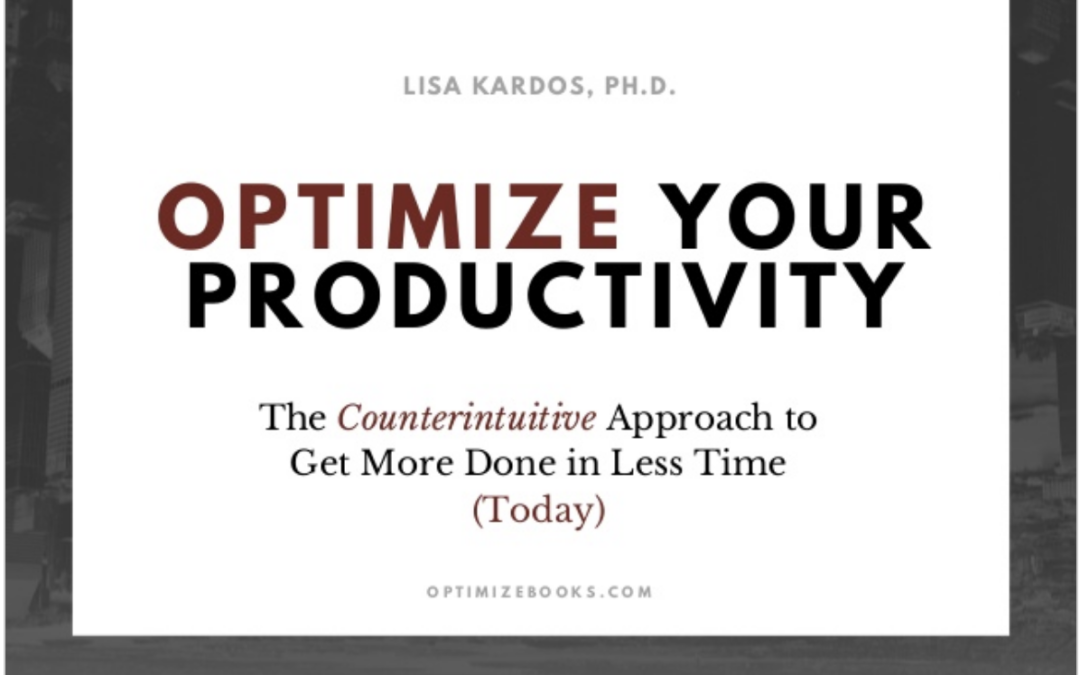 Slideshare on Productivity