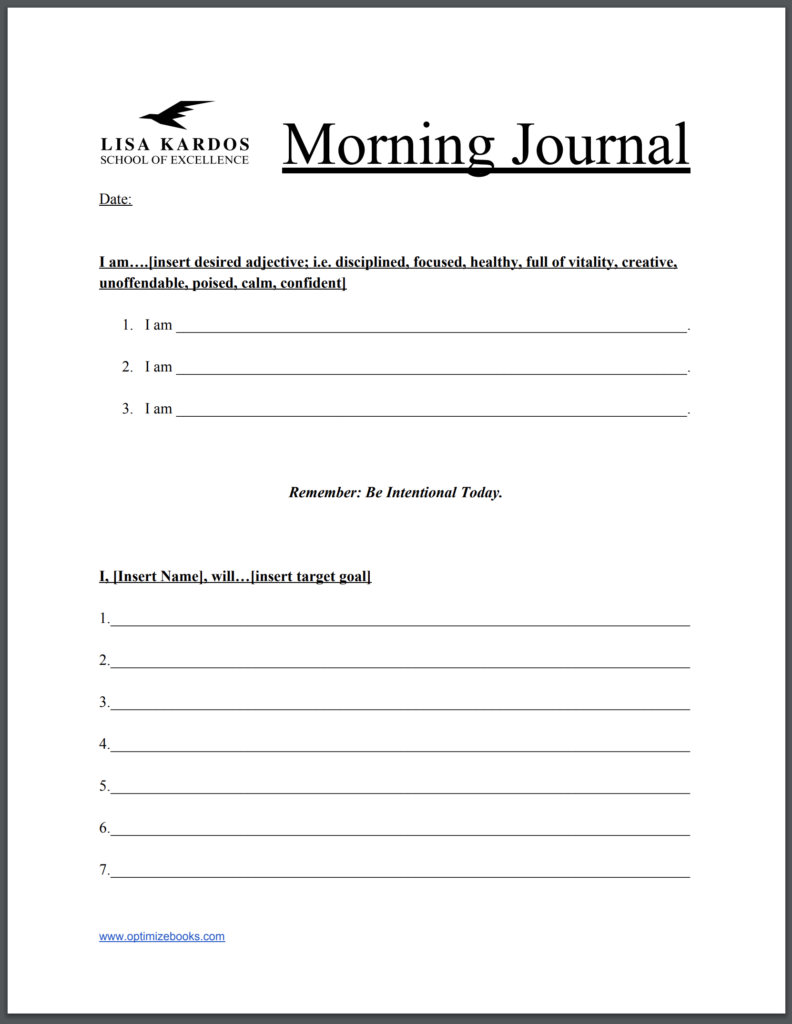 morning_journal